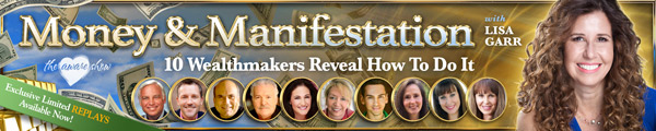 Money & Manifestation Summit Lisa Garr the Aware Show